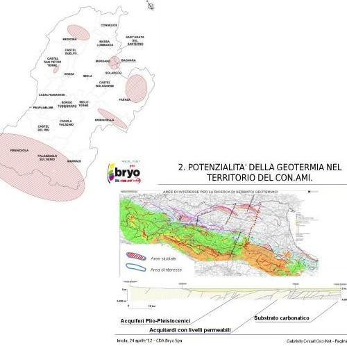 Potenziale geotermico ConAmi