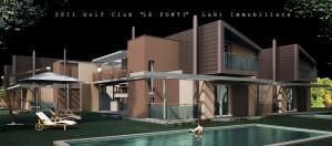 Archistudiø 2011_Golf Club Le Fonti - LaRi immobiliare 01