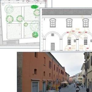 Riqualificazione edificio storico Imola